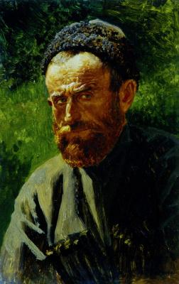 Николай Александрович Ярошенко. Горец