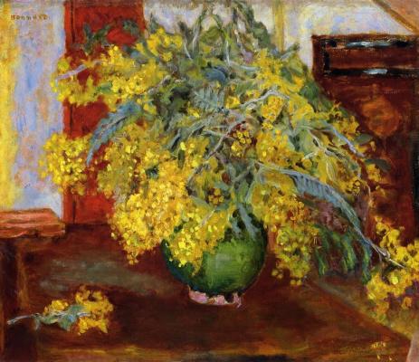 Pierre Bonnard. Mimosa