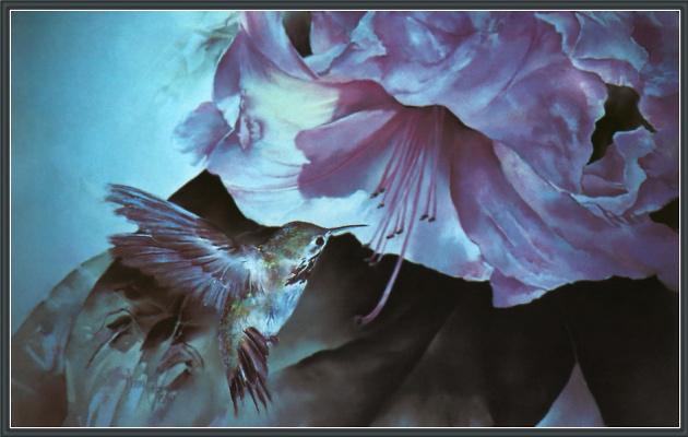 Донна Арнцен. Цветок в саду