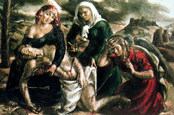 Иисус де Персеваль. Печаль