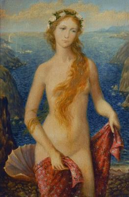 Alexander Alekseevich Sablin. Aphrodite Bay