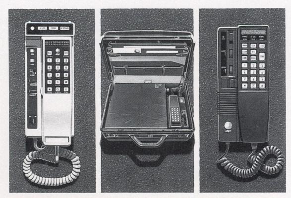 Билл Девлин. Телефон
