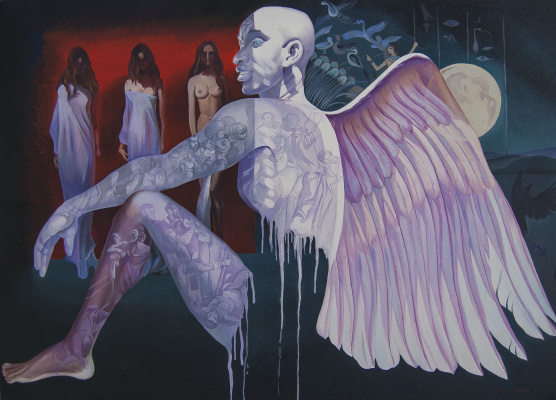 "Татьяна Дмитриевна Биновская. ""The Dream of Slave"""