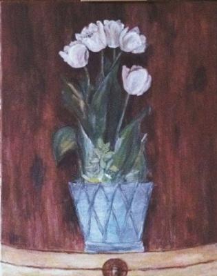 Anna Polyakova. Тюльпаны