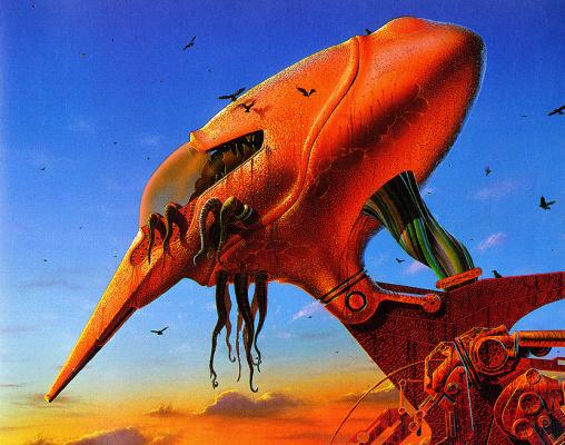 Roger Dean. Worlds