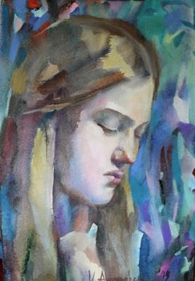 Irina Valerievna Antonovskaya. Prayer