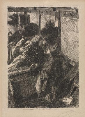 Anders Zorn. Omnibus
