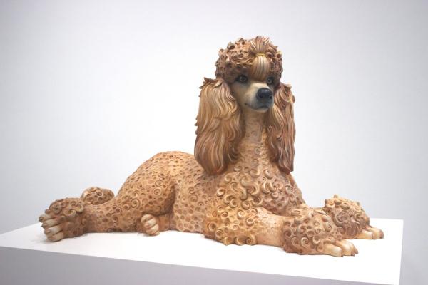 Jeff Koons. Poodle
