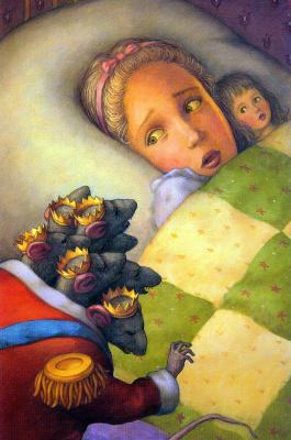 Рене Граеф. Иллюстрация к сказке Щелкунчик 008