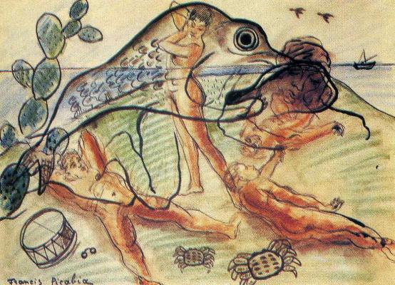 Франсис Пикабиа. Рыба