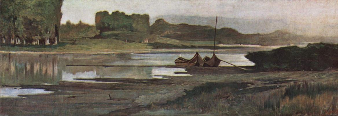 Giovanni Fattori. Arno
