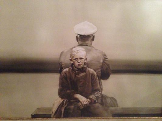 Андрей Задорин. Отец и сын
