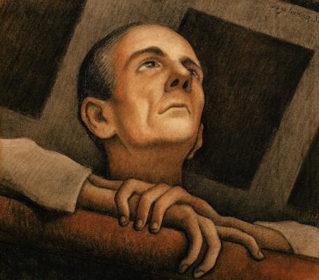 Диего Мария Ривера. Оскар Морино