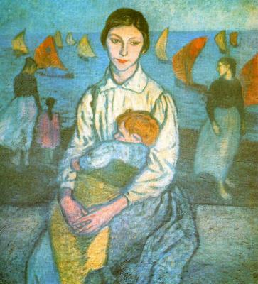Аурелио Артета. Материнская забота