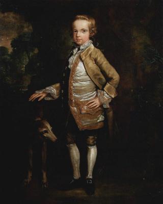 George Stubbs. Portrait Of John Nelthorpe