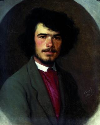 Ivan Nikolayevich Kramskoy. Portrait of an agronomist M. E. Vjunikova