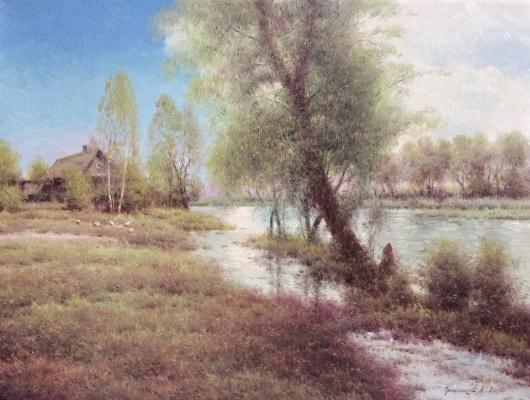 Vasily Ivanovich Gribennikov. Spill
