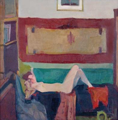 George Grigorievich Nyssa. Nude