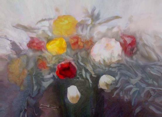 Alexander Ivanovich Vlasyuk. Roses-2014