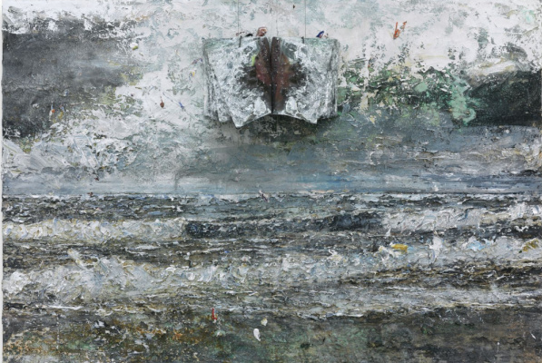 Anselm Kiefer. Spirit over the water
