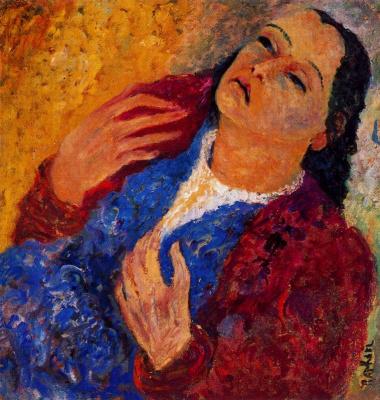 Антониетта Рафаэль. Сюжет 2