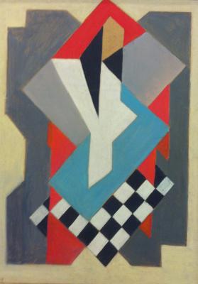 Osip Borisovich Krivoglaz. Abstract thinking