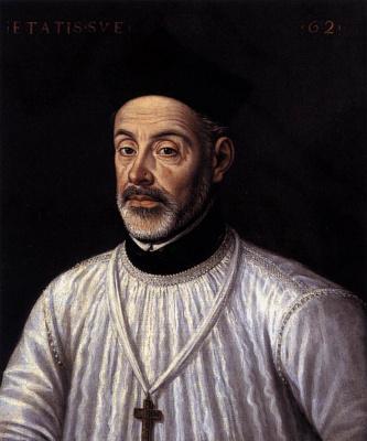 Алонсо Санчес Коэльо. Диего де Коваррубиас