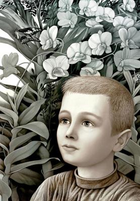 Konstantin Avdeev. Young dreamer