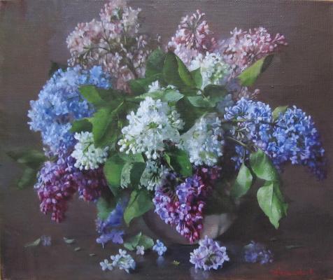 Andrey Bashirov. Lilac