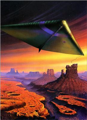 Дэвид Харди. Красный Марс