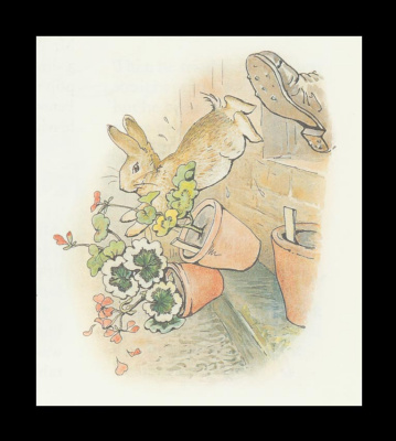 Бенджамин и Кролик Питер Банни. Сказка о кролике Питере 31