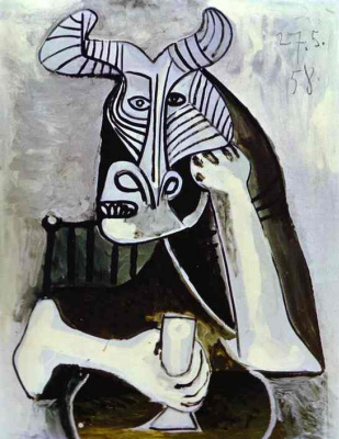 Pablo Picasso. King of the Minotaurs