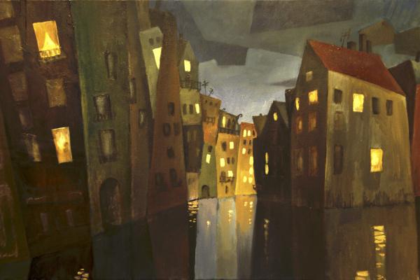 Alan Albegov. Amsterdam