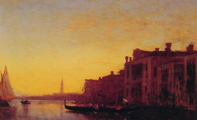 Феликс Зием. Венеция