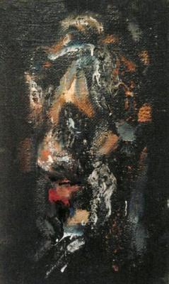 Nikolai. Self-portrait