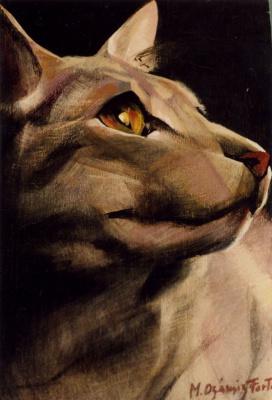 Monica Ozamiz Fortis. Cat