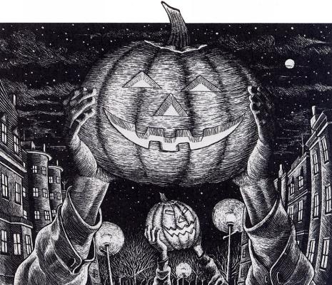 Дуг Смит. История в Хэллоуин
