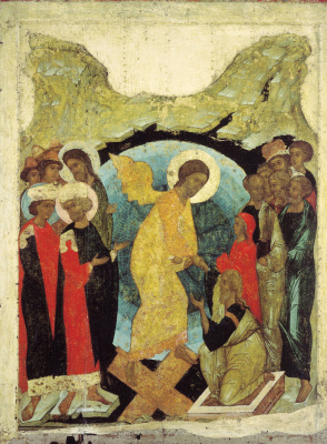 Andrey Rublev. Descent into hell