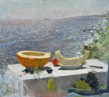 Gavdzinskiy Gavdzinskiy. Still life by the sea