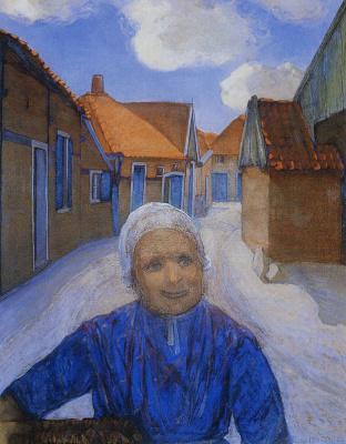 Piet Mondrian. Uppenbrink