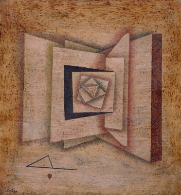 Paul Klee. Open book