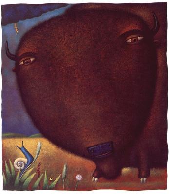 Том Карри. Улитка и буйвол