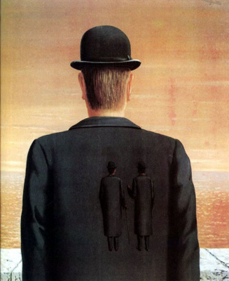 René Magritte. The spirit of travel