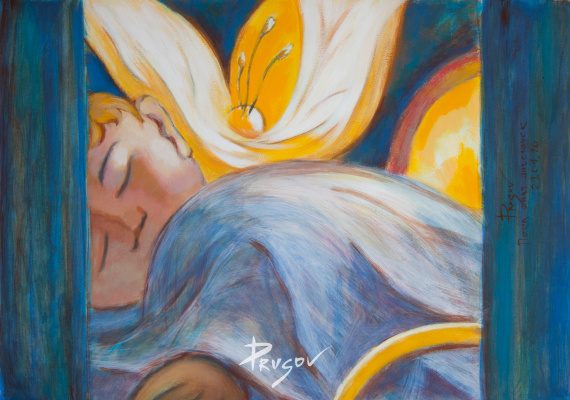 Константин Прусов. Пока спит ангелочек
