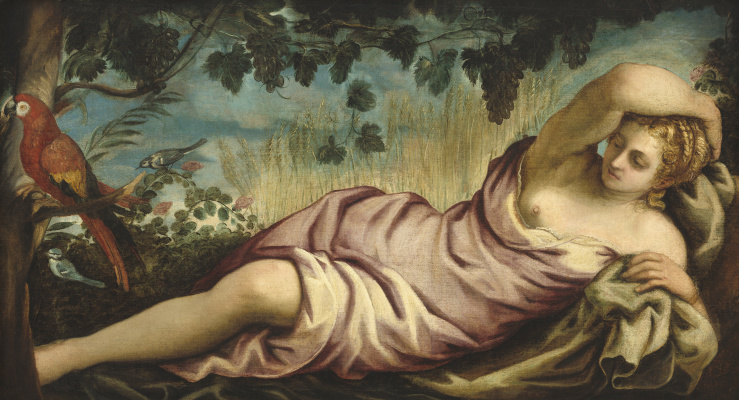 Jacopo (Robusti) Tintoretto. Summer