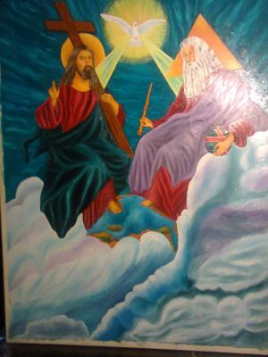 Victor Vladimirovich Weaver. Conversation with God