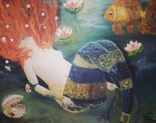 Artem Vladimirovich Kozlov. Mermaid