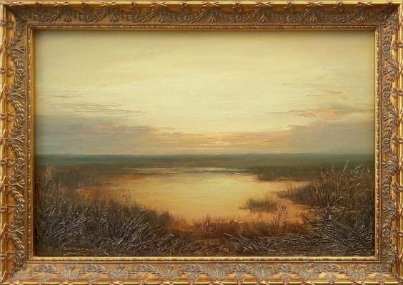 Евгений Геннадиевич Лактионов. Backwater