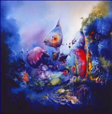 Пол Форополоус. Подводная симфония