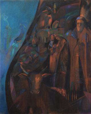 Rumyana Vnukova. The ark